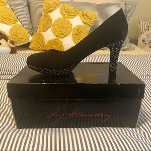 Brand new in box. Ros Hommerson studded heels.
